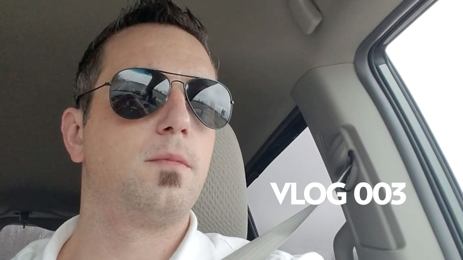 Vlog 003: I Think This is Illegal
